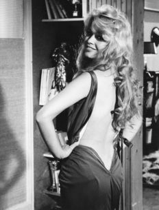 Unknown - Photofest - Brigitte Bardot - 1960