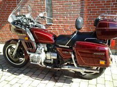 Honda - GL1100 - Goldwing Interstate - 1982