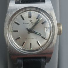 Baume & Mercier Geneva automatic women's wristwatch