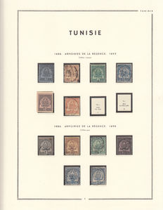 Tunisia 1888/1956 – Stamps collection