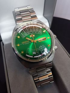 ORIENT - Made in Japan - men,s - 1980/90s - 21 Jewels - Automatic - Big line