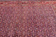 Original & Beautiful Persian Iran Bidjar Takab 307x403cm handknotted end 20th century