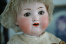 Antique doll - AM 990 Germany