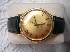 Zenith 18K Yellow Gold Watch Automatic Cal. 2562PC circa 1975.