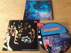 """Jimi Hendrix - Lot of 3 Albums ( 5 Lp's ) - """" Electric Ladyland """" / """" Valleys of Neptune """" / """" Picture Disc Experience Part Two """""""