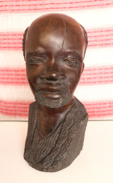 Wooden head-Ngoni-Zambia