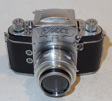 Ihagee Exa - Single-lens reflex - early '50s