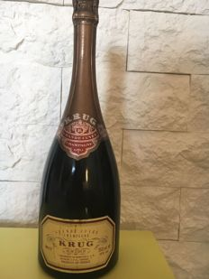 Krug Grande Cuvee - 1 bottle