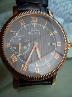 Graf von Monte Wehro – men's watch