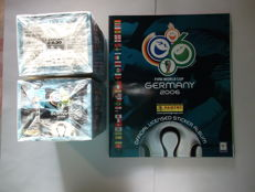 Panini - World Cup Germany 2006 - 2 sealed boxes + 1 empty album.