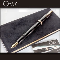 OMAS Extra Cotton-resin Fountain Pen