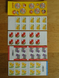 Belgium – Selection booklets – between OBP B33 and B60