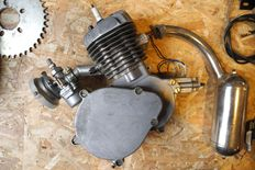 Dongo - building-in engine - 50cc