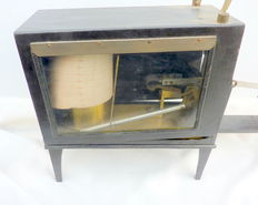 Richard Freres Seismograph (?)-French-late 19th century