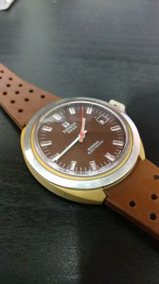 Unique Tissot Sideral Electronic watch.