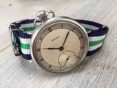 Regardez Molnia Molnja marriage men's watch, 1960s