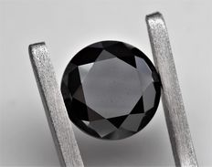Black diamond – 2.69 ct