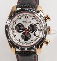 Versace V.Ray VDB040014 – Men's chronograph wristwatch  New Never worn
