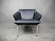 Vico Magistretti for Fritz Hansen – Rare 'Vicolounge' Chair
