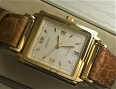 Zenith Class Elite Gold  – Men's wristwatch – Ref. 27.0420.467 – very rare