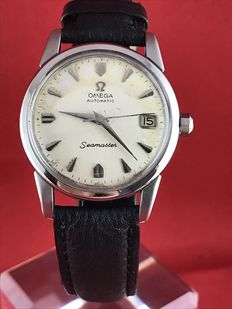Omega Automatic Seamaster - Men's watch - Year: 1958