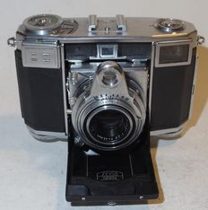 Zeiss Ikon Contessa - 35mm - early '50s