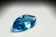 Swiss Blue Topaz – Total 1,94 ct