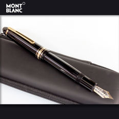 "Montblanc Meisterstück 146 ""Le Grand"" Fountain Pen"