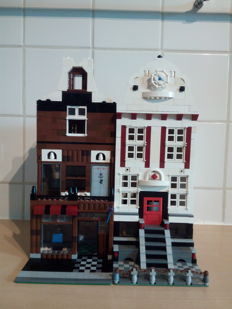 "MOC - ""Amsterdam Canal houses"""
