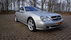 Mercedes Benz - CL600 V12 - Coupe - 2000