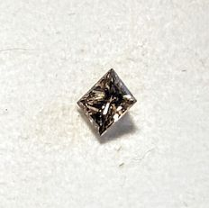 Natural white diamond 0.30ct. VS1