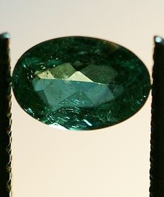 Paraiba-Tourmaline, bluish-green, 0,45ct