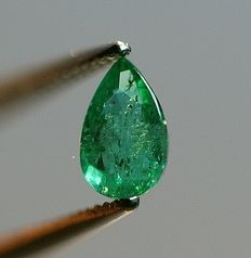 Paraiba-Tourmaline, green, 0,55ct