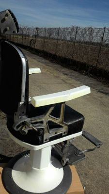 Barber Chair - 1950s.