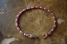 Ladies Bracelet with Ruby
