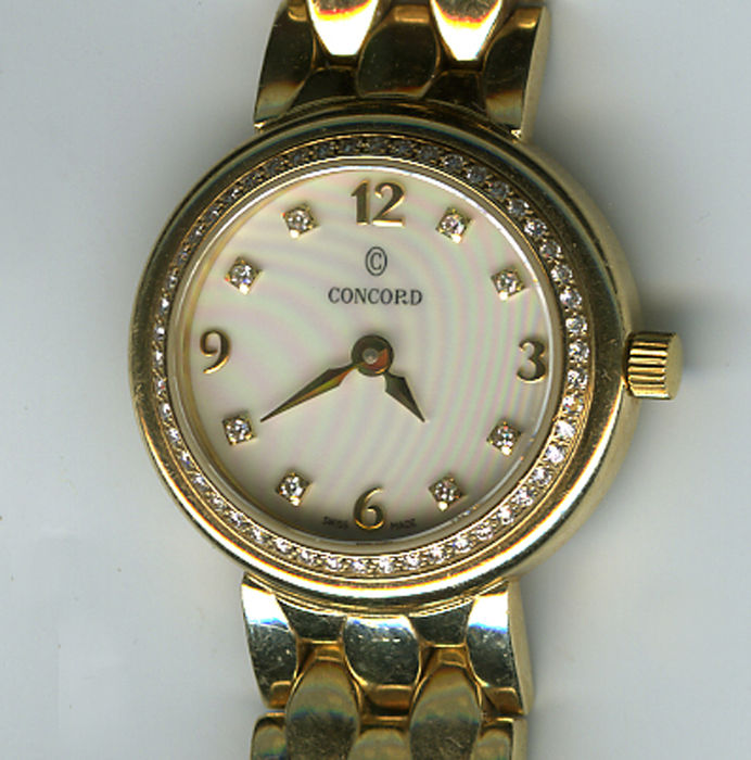 Concord – Women's watch – 2013