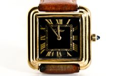 Cartier Ceinture – Men's wristwatch