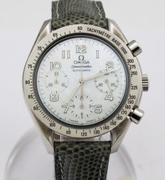 Omega Speedmaster Reduced Quadrante Madreperla