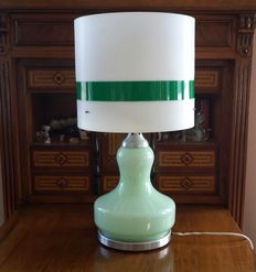 Large vintage lamp from the 1970s