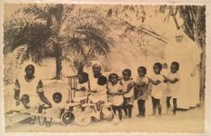 Africa - Congo - landscapes and scenes from life - 51xCPA - (1923/1956).