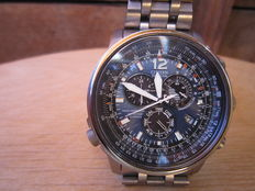Citizen Eco Drive, Mod. No.AS4* / Cal.E67