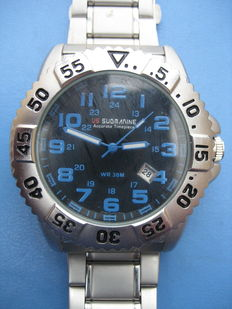 US Submarine – men's wristwatch – 2009