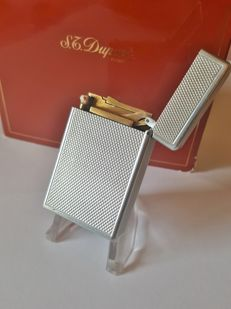 Rare petrol lighter ST.