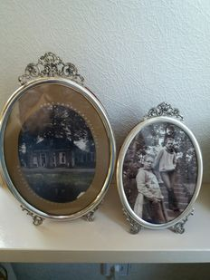 Two picture-frames, maker unknown, first half 20th century
