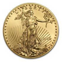 United States - 10 dollar American Golden Eagle 2016 Gold
