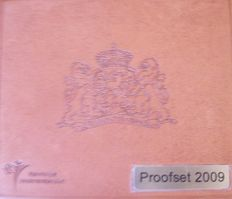 "The Netherlands – Year pack (Proof) 2009 including 2 Euro ""EMU"""