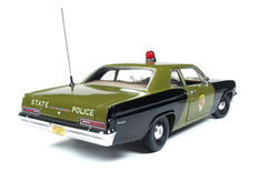 Autoworld - Scale 1/18 - Chevy Biscayne 1966 - Maryland State Police