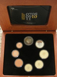The Netherlands – Year collection (Proof) 2010
