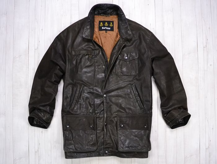 Barbour - Leather Jacket