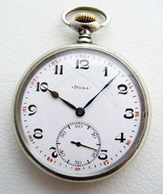 Doxa – Swiss Pocket Watch – 1920